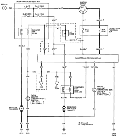 1983 Honda Civic Distributor Wiring - Wiring Diagram